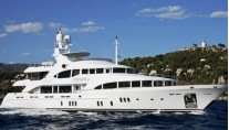 Motor yacht ZITA (ex Romanza and Larisa) - Courtesy of Benetti